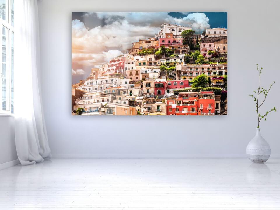 Foto op plexiglas - ultra HD - Interieur