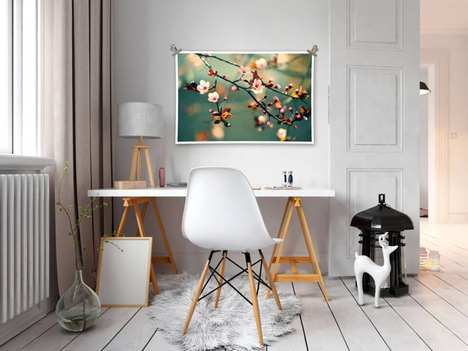 Fotoafdruk Mat - Interieur