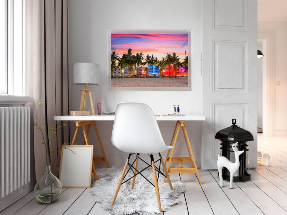 Fotoafdruk Duratrans - Interieur