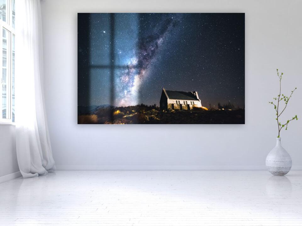 Foto op plexiglas - Pearl - Interieur
