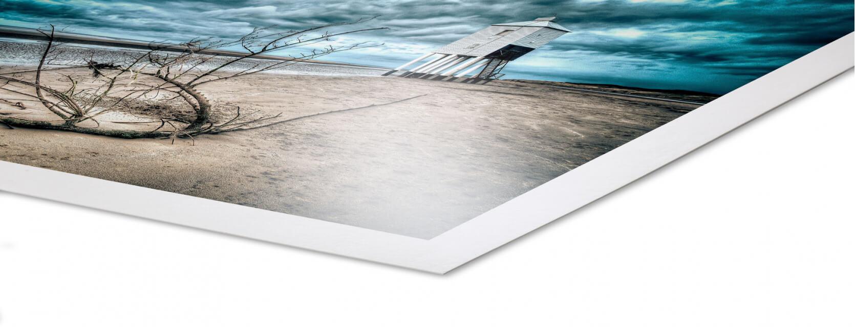 Fine art papier - Photorag Bright White
