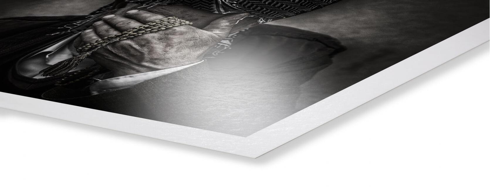 Fine Art op dibond - FineArt Baryta - papier