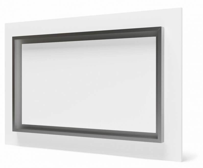 ophangframe foto op forex mat